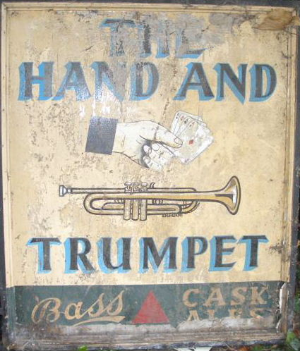 Hand and Trumpet